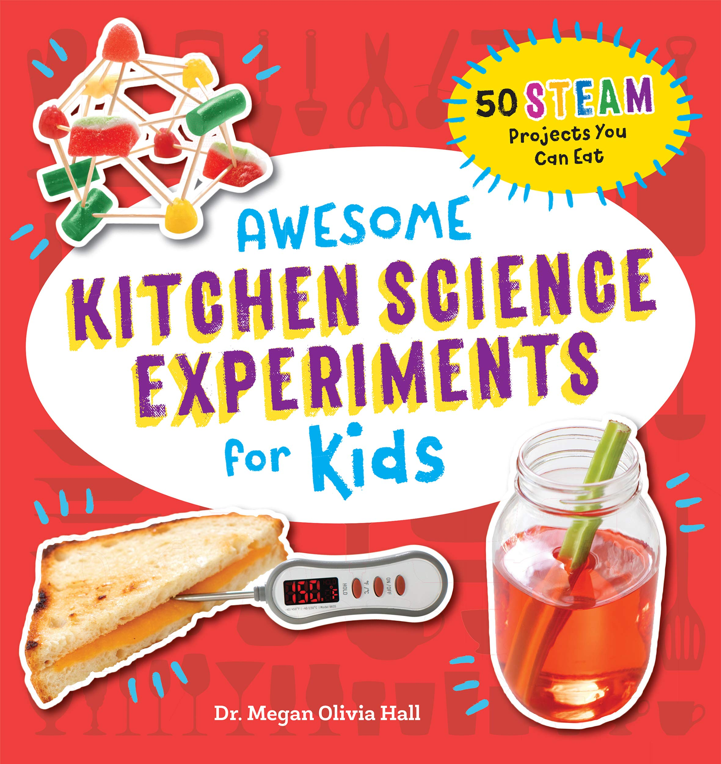 13 Best Science Kits for 6 Year Olds featured by top Seattle lifestyle blogger, Marcie in Mommyland: kitchen science experiments for kids