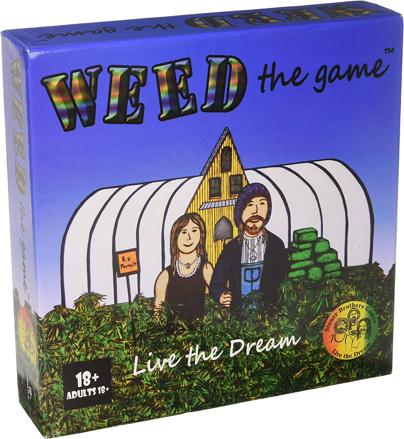 Stoner Brothers Weed The Game
