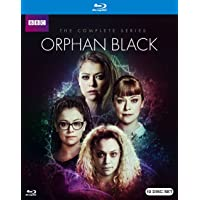 Orphan Black Complete Collection (BD) [Blu-ray];BBC FAMILY