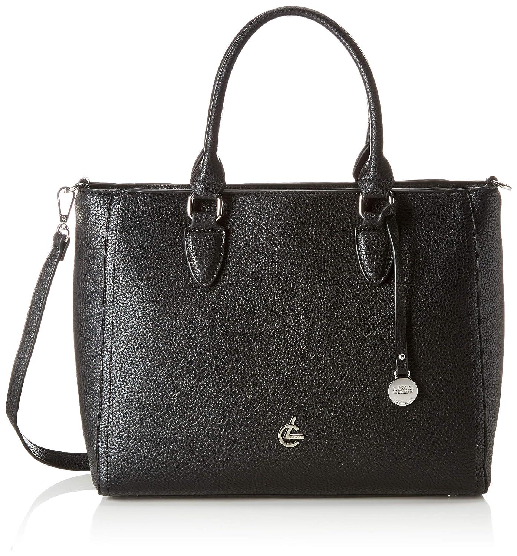 L.Croti Damen Handtasche Handtasche Handtasche Shopper,  24x27x13 cm B00NXID1PC Shopper Elegante und stabile Verpackung 0143f2