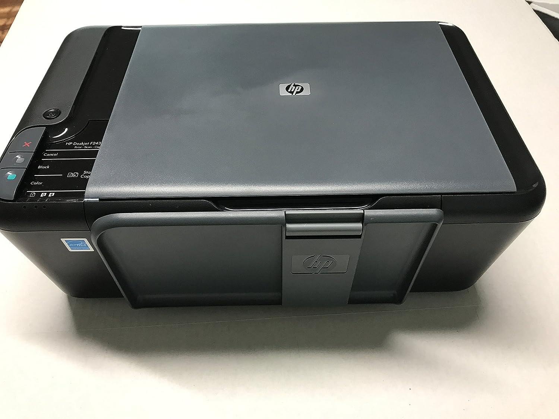 HP Deskjet F2430 All-in-One Printer Scanner Copier W/Windows 7 Compatibility