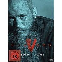 Vikings - Season 4 Volume 2 [3 DVDs]