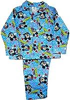 Cute Disney Mickey Mouse Boys Buttoned Pyjamas