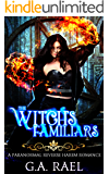 The Witch's Familiars: A Paranormal Reverse Harem Romance (Harem of Babylon Book 1)