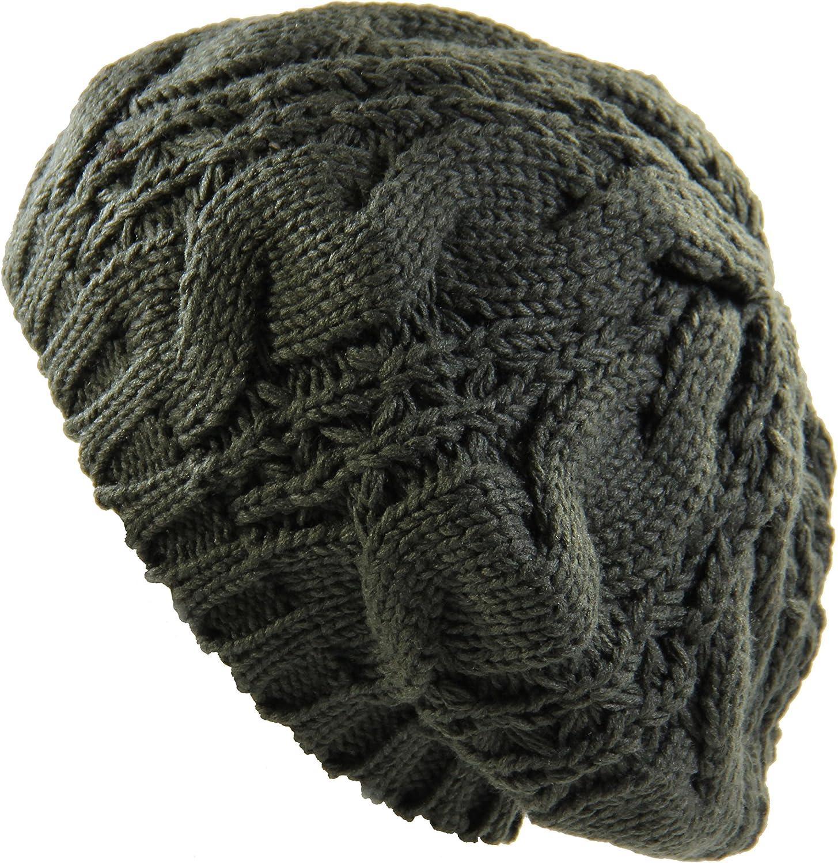 RW Warm Chuncky Knit Over...