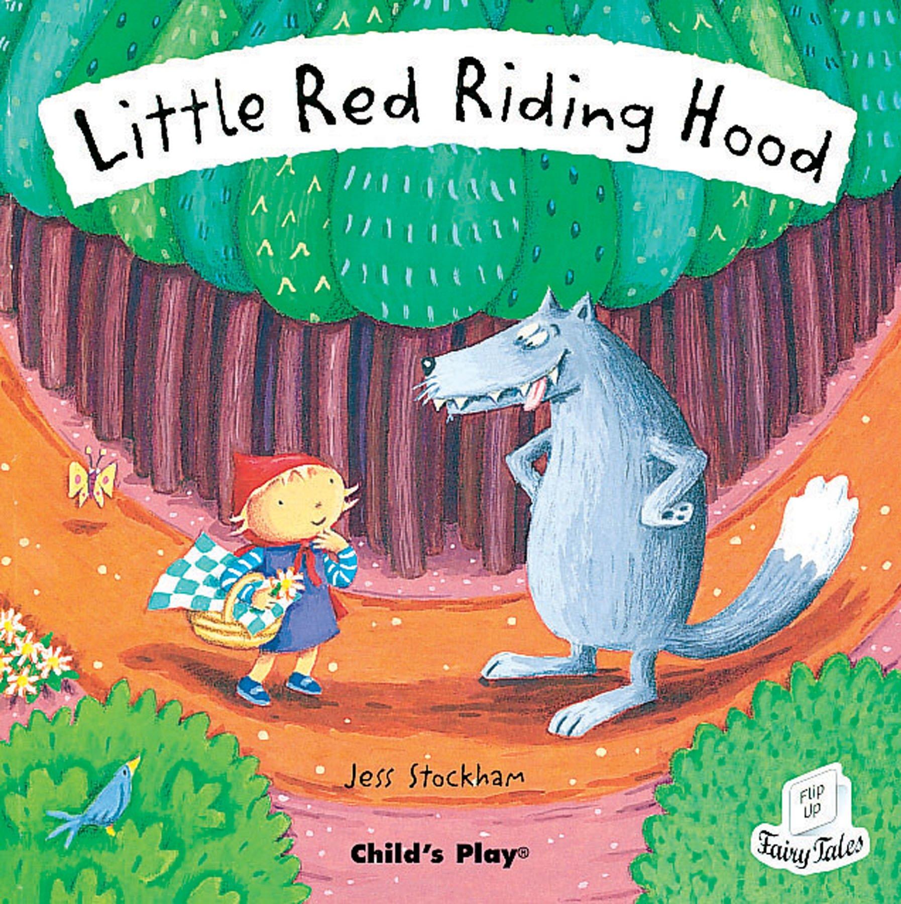 Read Online Little Red Riding Hood (Flip Up Fairy Tales) pdf epub