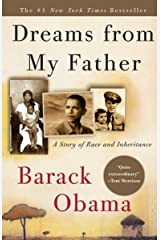 Dreams from My Father: A Story of Race and Inheritance Paperback