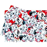 101 Dalmations Birthday Party - 101 Dalmations Plastic Party Tablecover
