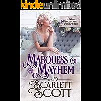 Marquess of Mayhem (Sins & Scoundrels Book 3)