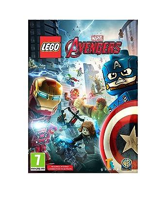 LEGO Marvel Avengers [PC Code - Steam]: Amazon.co.uk: PC & Video Games