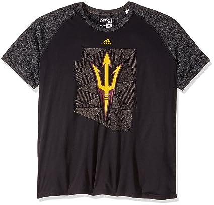 NCAA Arizona State Sun Devils Adult Men Geometric Flow Climalite Ultimate S  Tee ecccb0d8f