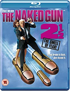 Naked Gun 33 13 The Final Insult Blu Ray Import Amazonde