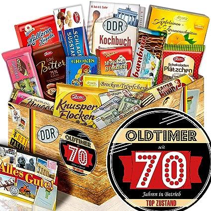 Geschenke zum 70