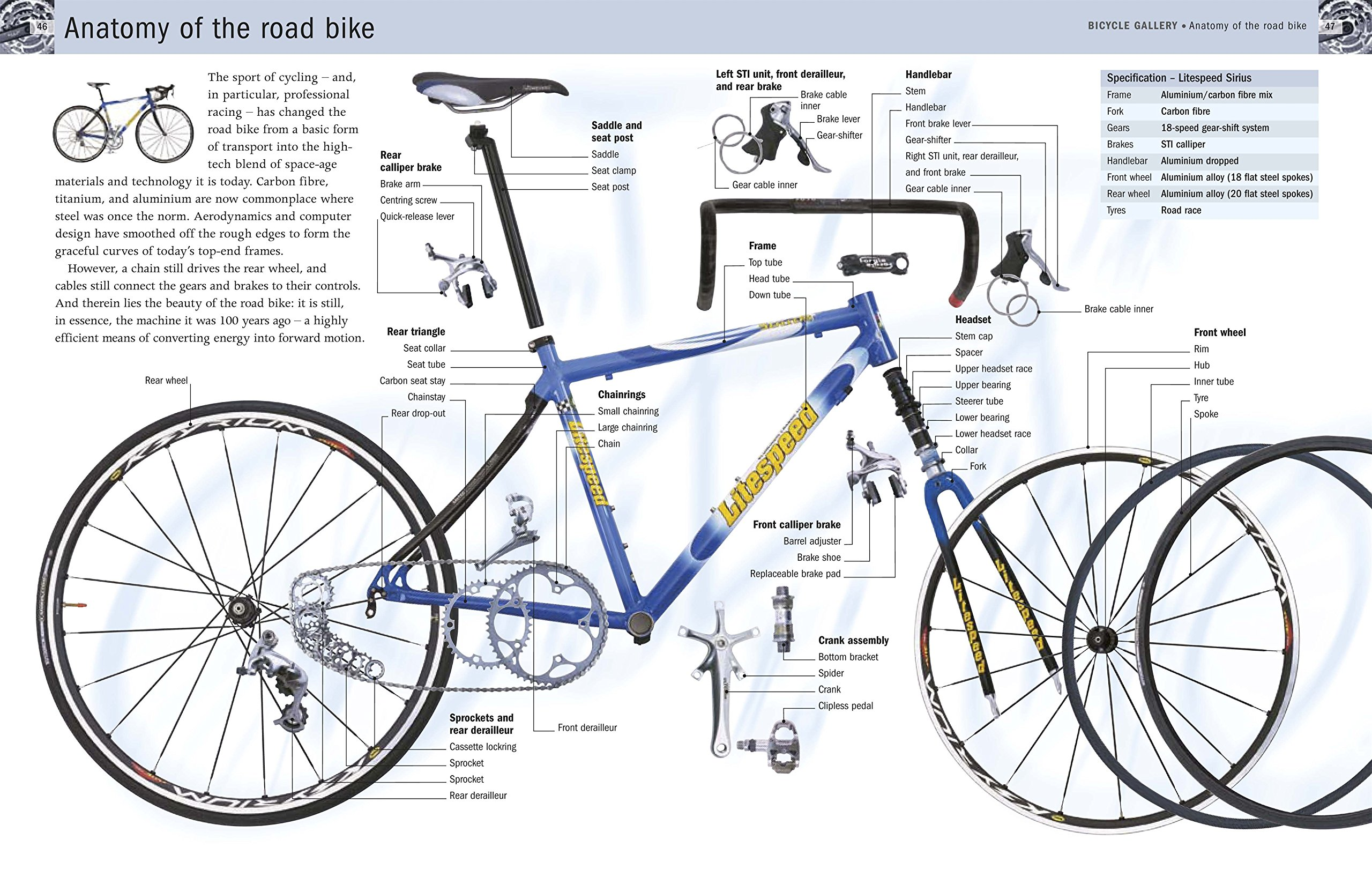 Complete Bike Book: Choosing, Riding, and Maintaining Your Bike ...