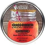 Gourmet du Village Bloody Mary Caesar Rim Trim Tin, 3.5 Ounces