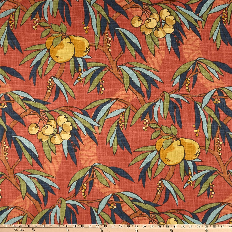 Robert Allen Fabric    Trees