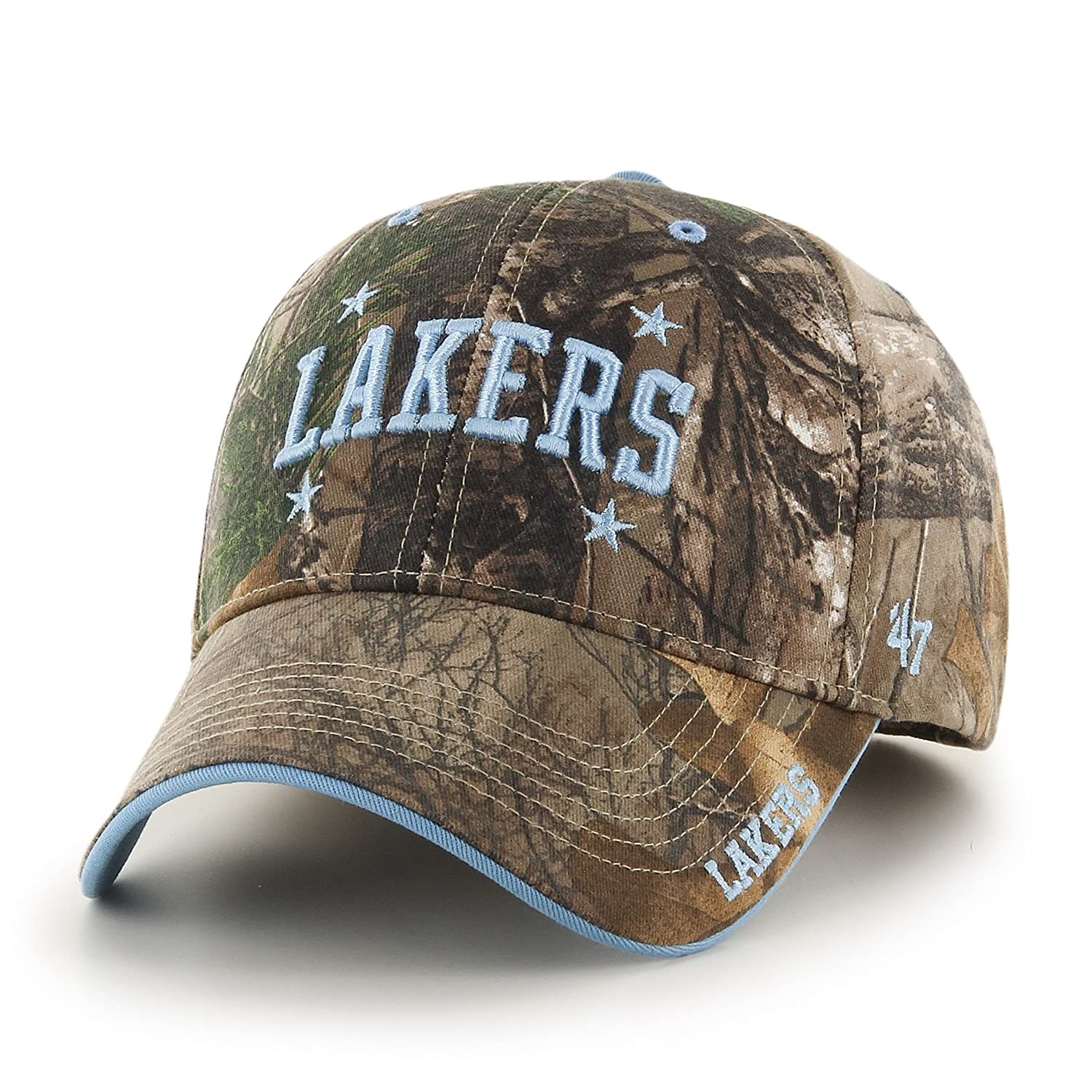 bcd5c4cf38445 Amazon.com   NBA Chicago Bulls  47 Frost MVP Camo Adjustable Hat ...
