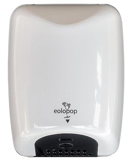 Plikc Eolo Pop. Secador de manos con célula fotoeléctrica: Amazon.es ...