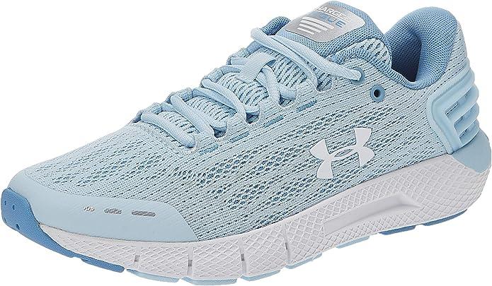 Under Armour Charged Rogue Sneakers Laufschuhe Damen Blau (Coded Blue/ Boho Blue)