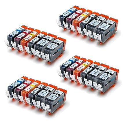 zonmack tintas compatibles Recambio de cartucho de tinta para ...