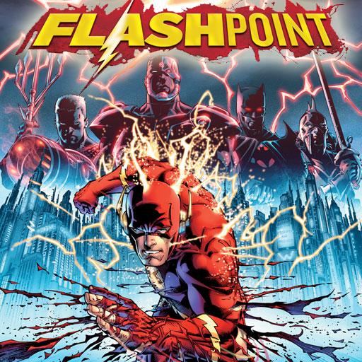 Flashpoint (Issues) (50 Book - Prado Glasses