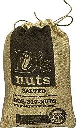 D's Nuts Peanuts