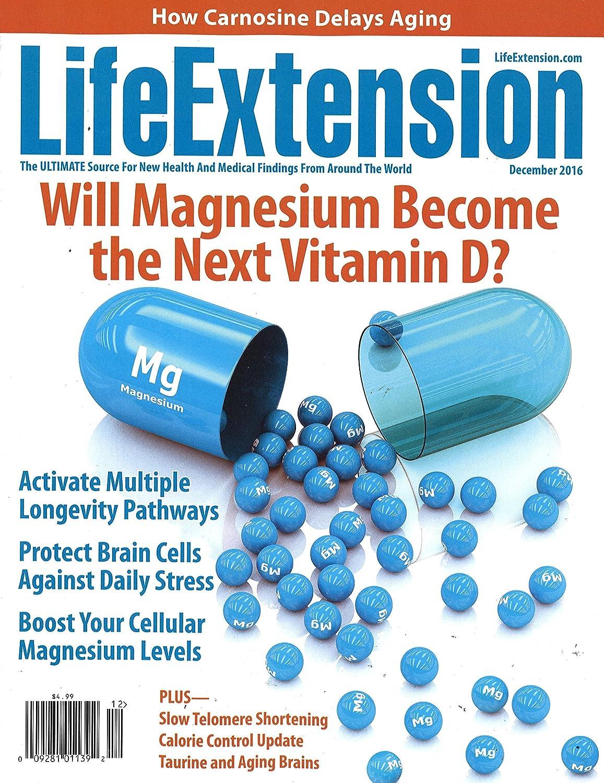 Life Extension Magazine<span class=