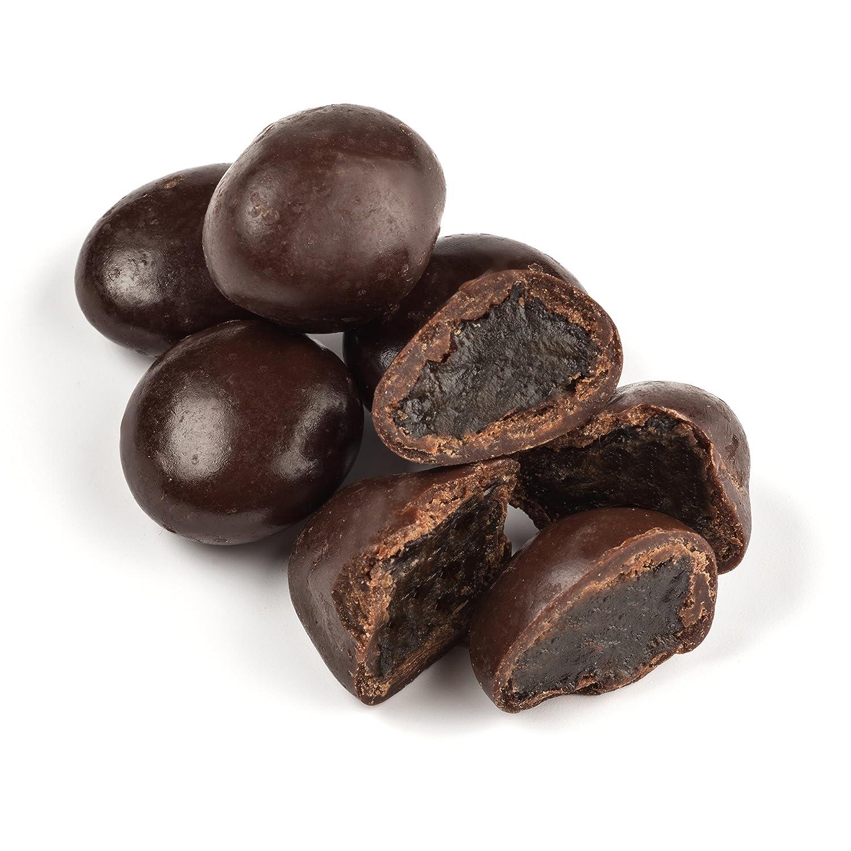 Amazon.com : Organic & All Natural 72% Dark Chocolate Covered ...