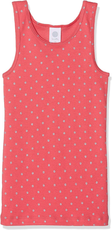 Sanetta Shirt W//O Sleeves Allover Vestaglia Bambina
