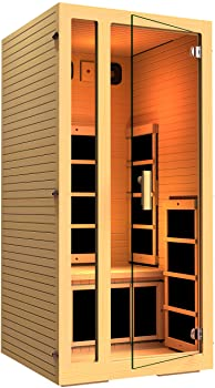 1 person infrared sauna