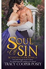 Soul of Sin (Scandalous Scions Book 1) Kindle Edition