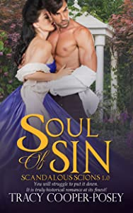 Soul of Sin (Scandalous Scions Book 1)