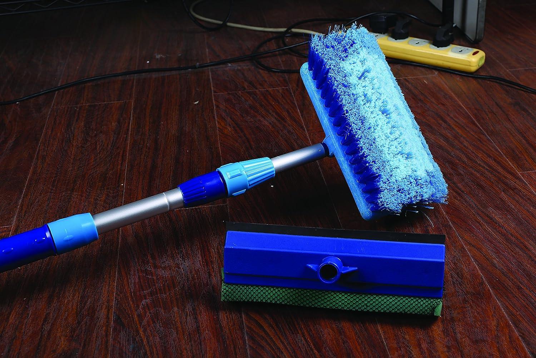 Hilka 84993003/3/m de lavage extensible Set Brosse et raclette