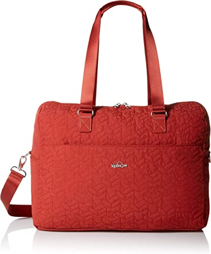 Kipling Women's Sasso Quilted Duffle Bag