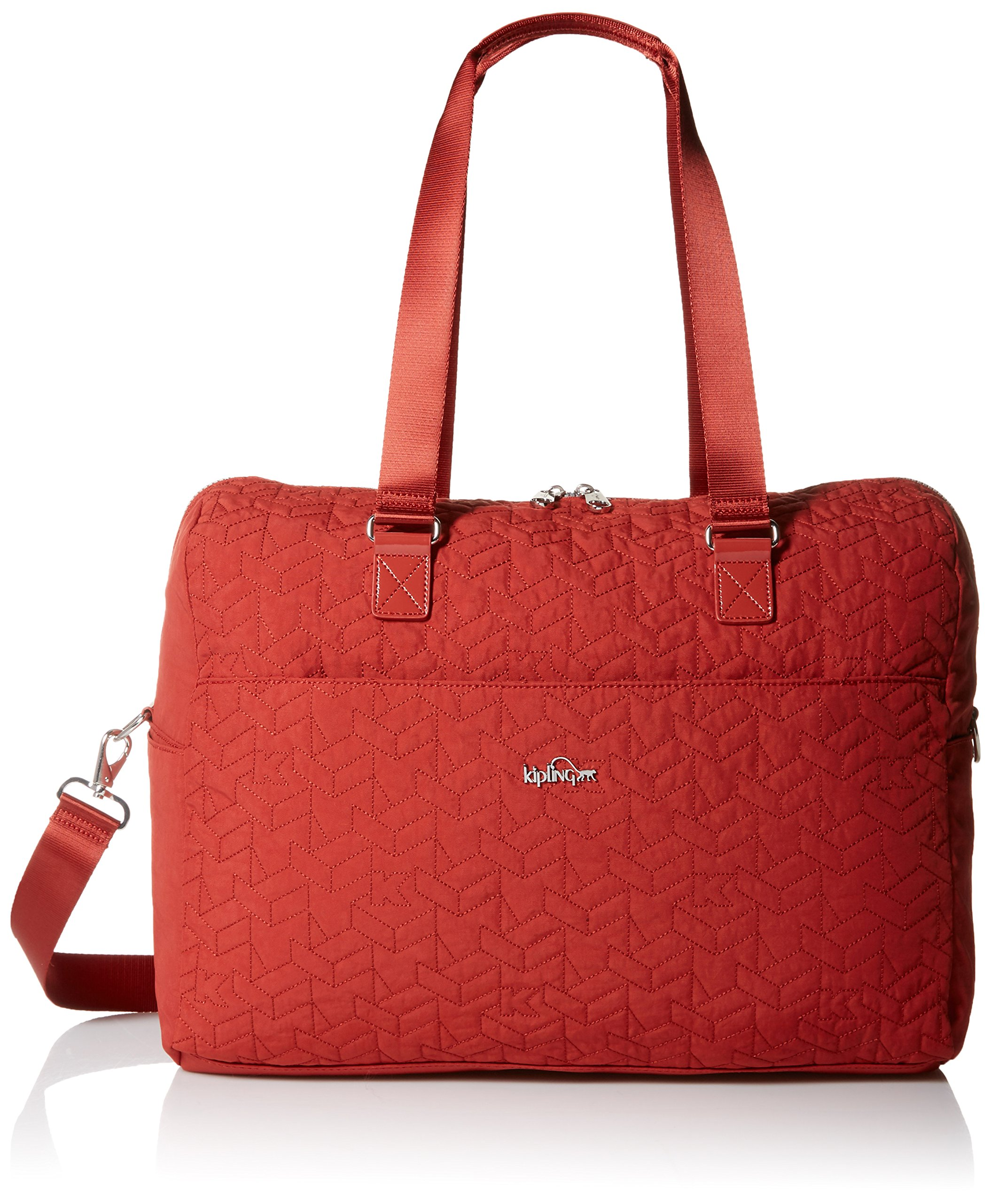 Kipling Women's Sasso Quilted Duffle Bag by Kipling