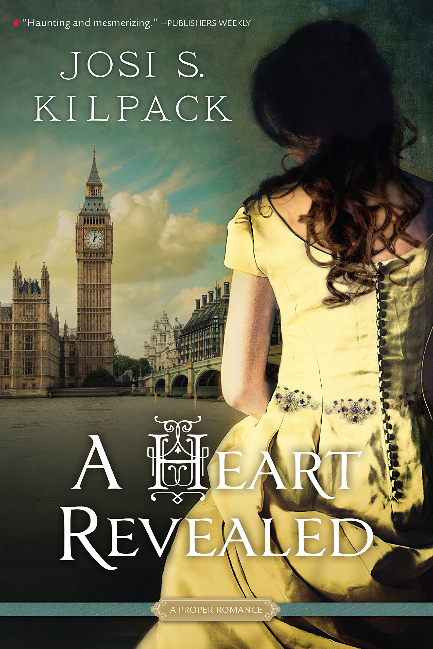 Download A Heart Revealed (Proper Romance) pdf