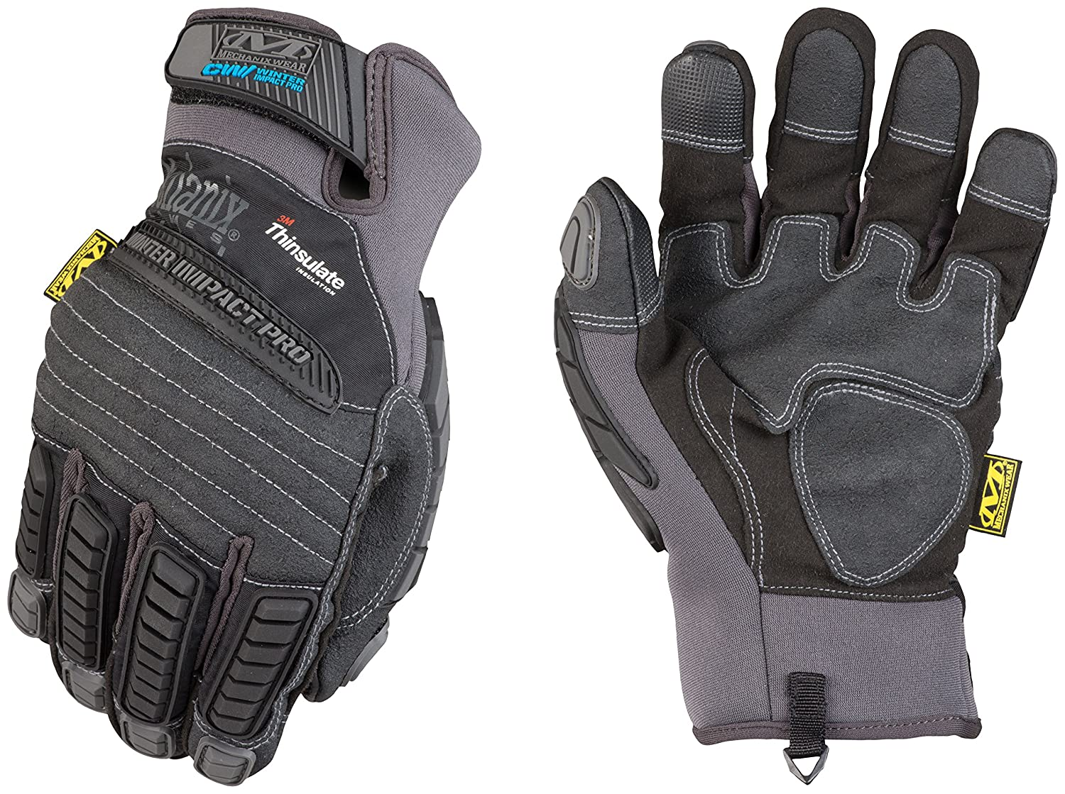 [2018 ] Best Heavy Duty Winter Work Gloves -Best Heavy