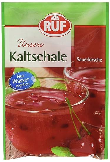 Ruf Instant Kaltschale Kirsch 25er Pack 25 X 500 Ml Beutel