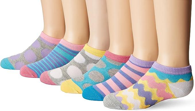 3-12 Pairs for Women Ankle//Quarter Crew Soft Socks Cotton Low Cut Size 9-11 WT