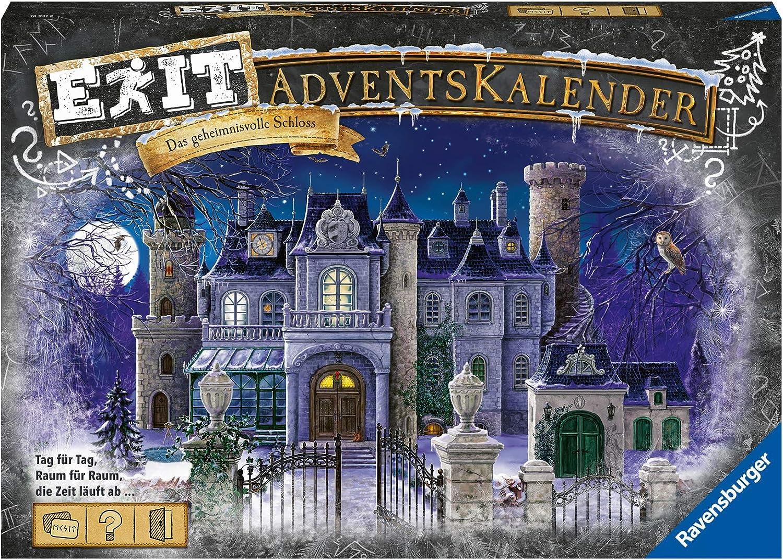 Adventskalender EXIT RAVENSBURGER 18941