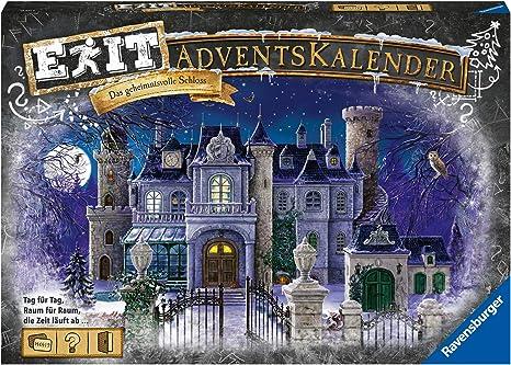 Exit adventskalender müller