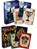 Harry Potter Merchandise and Games - Playing Symbols Cards and Crest Playing Cards