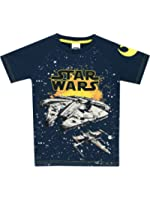 Star Wars Boys Millennium Falcon T-Shirt
