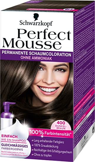 Haarfarbe perfect mousse