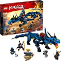 Lego Ninjago Masters of Spinjitzu Stormbringer Ninja Toy Building Kit