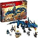 Lego Ninjago Masters of Spinjitzu Stormbringer Ninja Toy Building Kit