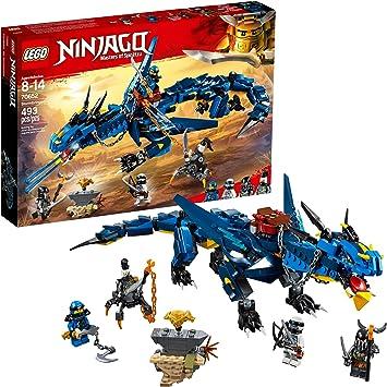 Amazon.com: LEGO Ninjago Masters of Spinjitzu: Stormbringer ...