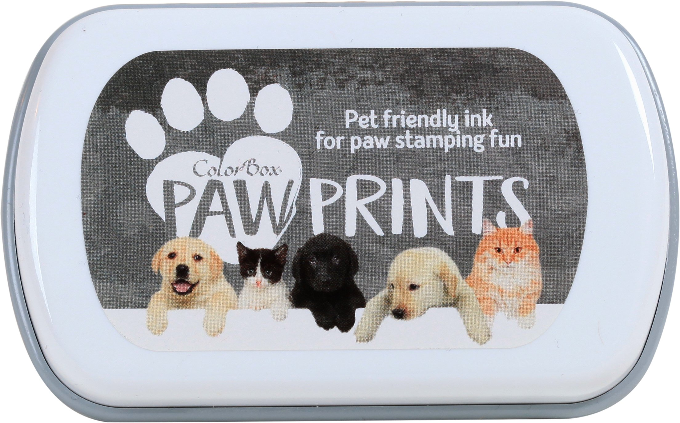 ColorBox Pet Inkpad Full Size Gray
