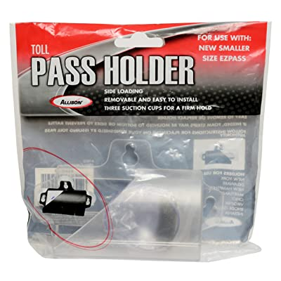 Allison 54-0106 Clear Toll Pass Holder: Automotive