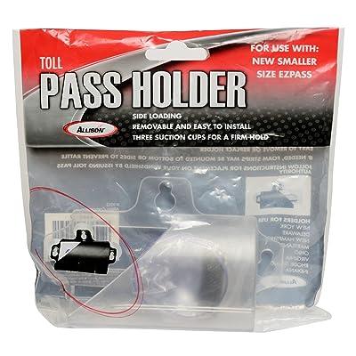 Allison 54-0106 Clear Toll Pass Holder: Automotive